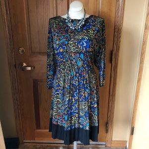 London Times Multicolor Dress